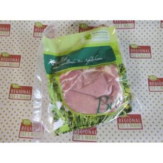 Kotelett vom Bio Apfelschwein  2 Stück 280g