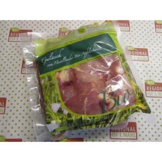 Gulasch  vom Bio Apfelschwein ca. 500g