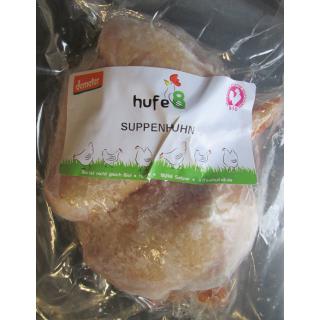 TK hufe8-Suppenhuhn,  ca. 1,5 kg