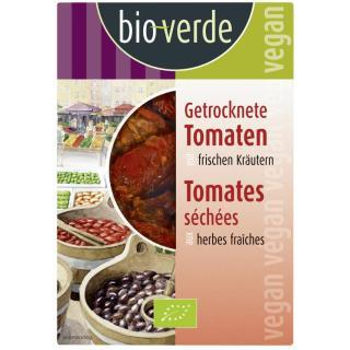 ISA Getrocknete Tomaten 130g gekräutert