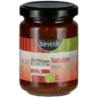 ISA 125g Tomaten Pesto vegan n. kühlpfl.
