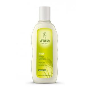 Hirse Pflege Shampoo  190ml
