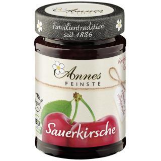 AnnesFeinste Sauerkirsch Konfitüre extra  225g