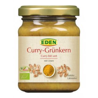 Curry-Grünkern Aufstrich