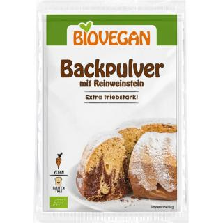 Bio Vita Backpulver  4er
