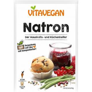 Natron  20g Tüte