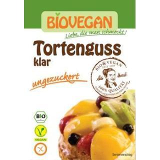 Bio Tortenguss klar 2x6g