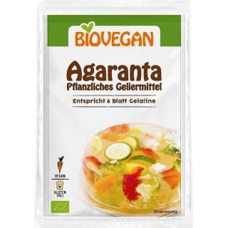 BIO-Agaranta® Geliermittel für Creme & Gelees