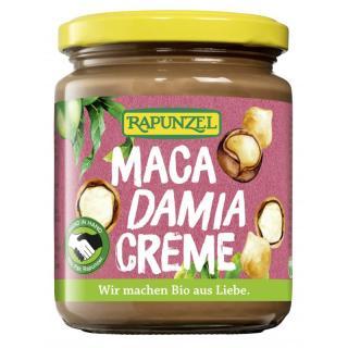 Rapunzel Macadamiacreme 250g