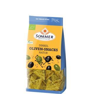 Dinkel Oliven-Snacks natur, vegan
