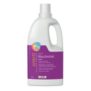 Waschmittel flüssig mit Lavendel  2Ltr