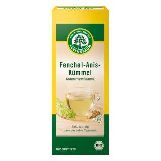Fenchel-Anis-Kümmel Tee  20x2,5g Beutel
