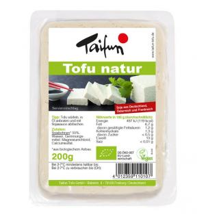 Tofu natur 200g Taifun