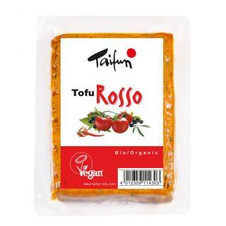 Tofu Rosso m. fruchtig. Gemüse 200g
