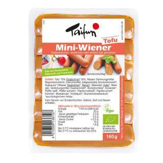Mini Wiener Tofu, 6 Stk