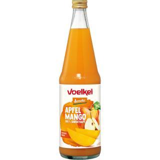 Apfel-Mango Saft, Demeter  0,7Ltr