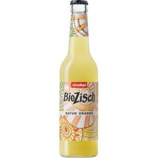 BioZisch Natur Orange  0,33Ltr