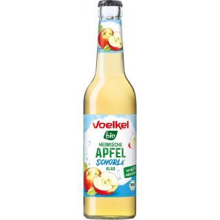 Apfel Schorle, klar  0,33Ltr