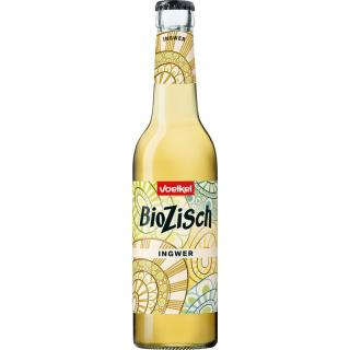 BioZisch Ginger Life  330ml