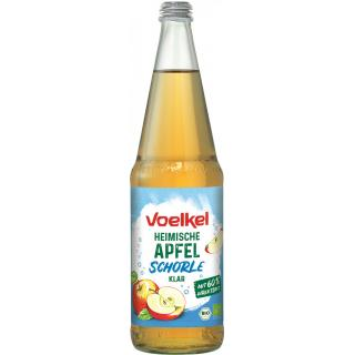 Apfelschorle, klar  0,7Ltr