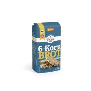 Backmischung 6-Korn-Brot 500g