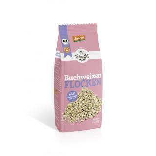 Buchweizenflocken glutenfrei Demeter 250g