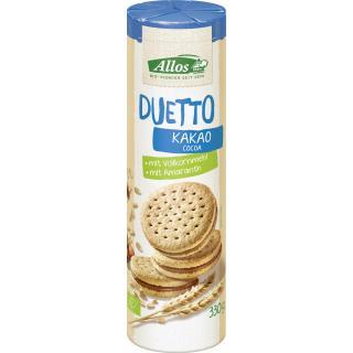 Duetto Kakao Kekse 330g