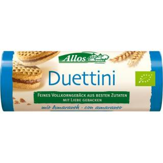 Duettini -Mini-Doppelkekse