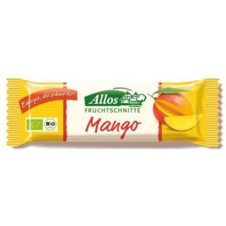 Mango Fruchtschnitte  40g