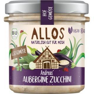 Hofgemüse Aubergine-Zucchini 135g