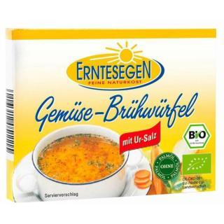 Gemüse Brühwürfel, 6St.  66g