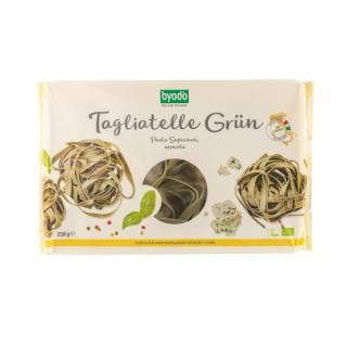 Grüne Tagliatelle (Nester), 250g