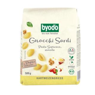 Gnocchi Sardi, semola  500g