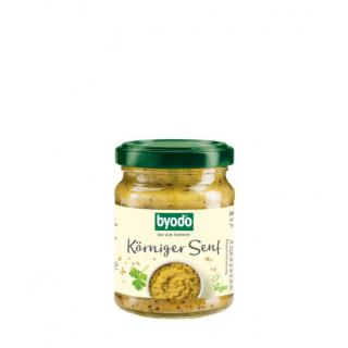 BYO Körniger Senf, 125 ml