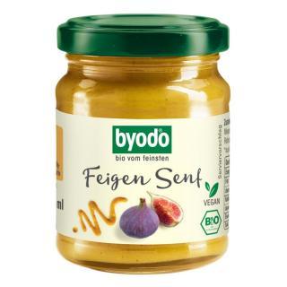 BYO Feigen Senf, 125 ml