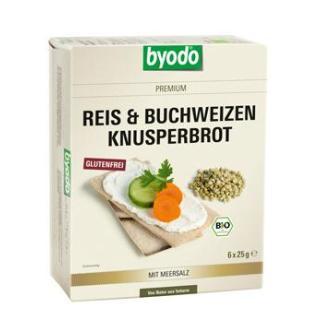 Reis und Buchweizen Knusperbrot  150g