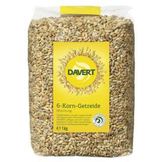 Sechskorn Getreidemischung  1kg