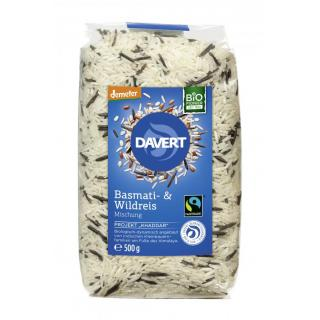 Demeter Basmati- & Wildreis Fairtrade 500g