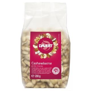 Cashew-Kerne, großer Bruch  200g