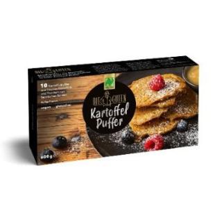 TK Die Guten Kartoffelpuffer ''bio mit Gesicht'' 18 Stk