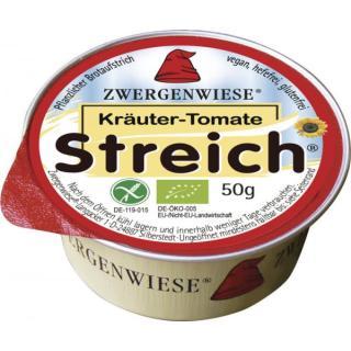 kleiner Streich Kräuter-Tomate Streich, 50g