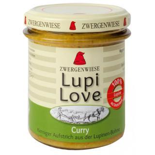 LupiLove Curry Lupinen-Aufstrich  165g