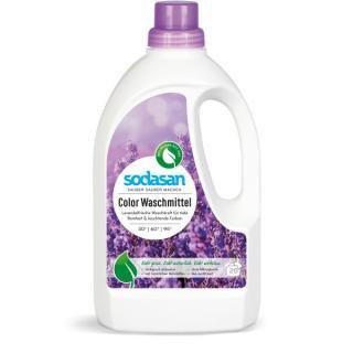 Color Waschmittel Lavendel 1,5 Ltr