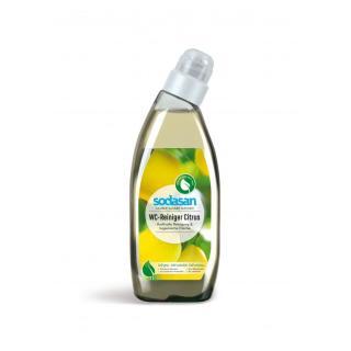 WC-Reiniger Citrus Sodasan 750ml