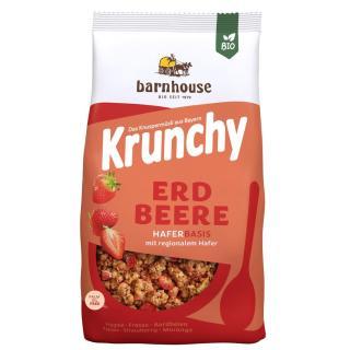Erdbeer Krunchy  375g