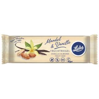 Mandel-Vanille Fruchtriegel  40g