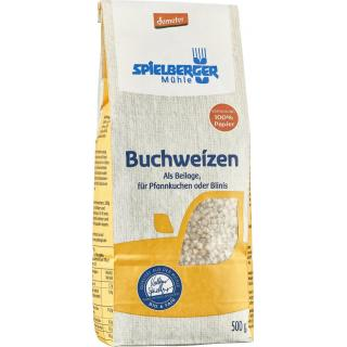 Buchweizen Deutschland  500g Demeter