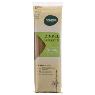 Helle Dinkel Spaghetti, Demeter  500g