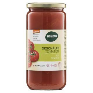 Geschälte Tomaten in Tomatensaft 660g