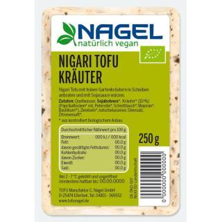 Tofu Kräuter  250g
